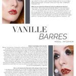 etincelante tentation magazine Wesley hilton makeup