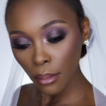 maquillage sophistiqué peau foncée peau noire - purple eye makeup for dark skin