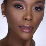 maquillage mariée peau foncée noire toulouse nude dark skin makeup for bridal wesley Hilton makeup