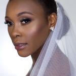 maquillage mariée peau foncée noire toulouse wesley Hilton makeup nude dark skin makeup for bridal